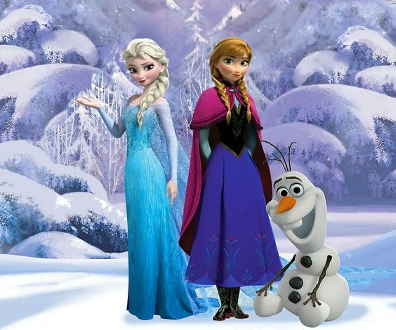 elsa anna olaf frozen disney kid movies pinterest elsa anna frozen and olaf frozen. Black Bedroom Furniture Sets. Home Design Ideas