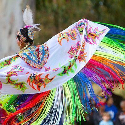pow wow 2013 | Native American Clothing Company shared Native American Encyclopedia ...