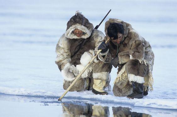 hunting season nunavut