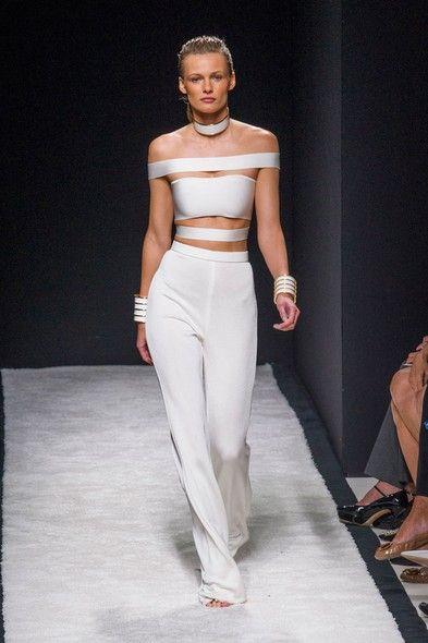 Balmain | Paris | Verão 2015 - Vogue | Verão 2015