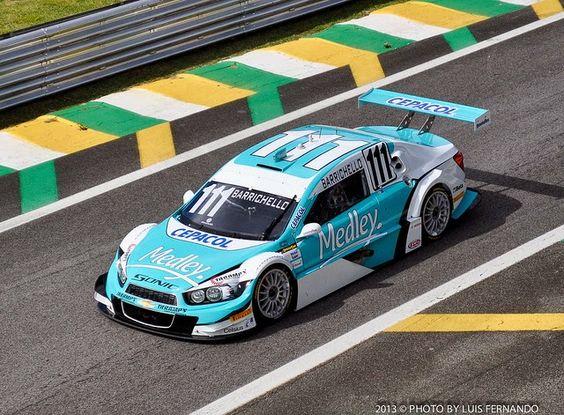 Blog Esportivo do Suíço: Barrichello cresce na prova e vence primeira corrida em Cascavel