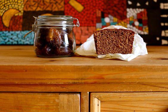 Gâteau aux carambars. Recette de ma maman.