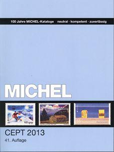 Neuer Katalog: Michel Cept