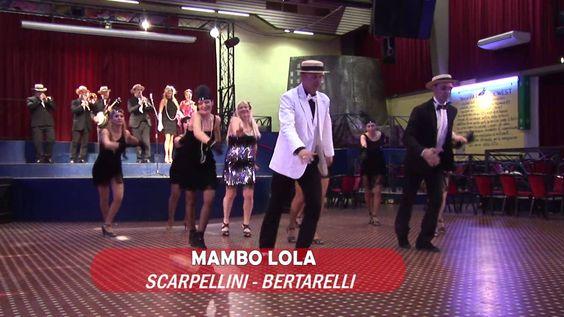 Tormentone_''Mambo Lola'' con dj.Berta y Claudia