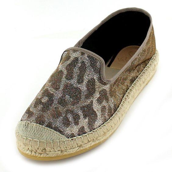 espadrilles leo and slippers on pinterest. Black Bedroom Furniture Sets. Home Design Ideas