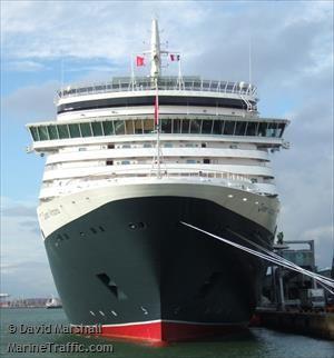 QUEEN VICTORIA (MMSI: 310624000) Ship Photos - AIS Marine Traffic
