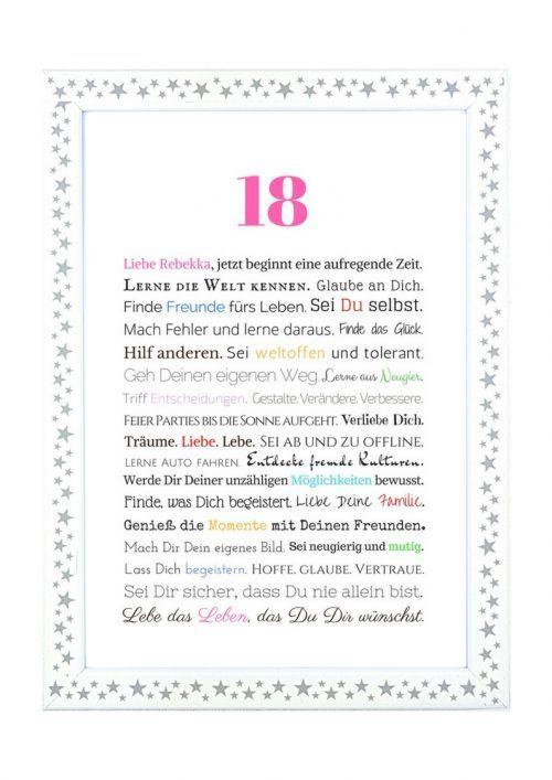 Pin On 18 Geburtstag Geschenkideen