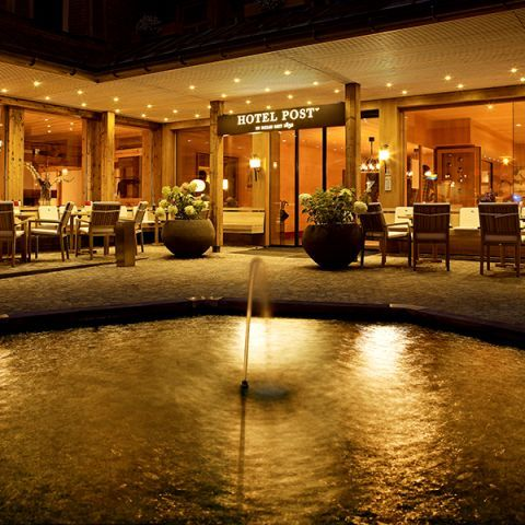 Hotel Post Bezau & Susanne Kaufmann SPA - Hotel Post Bezau