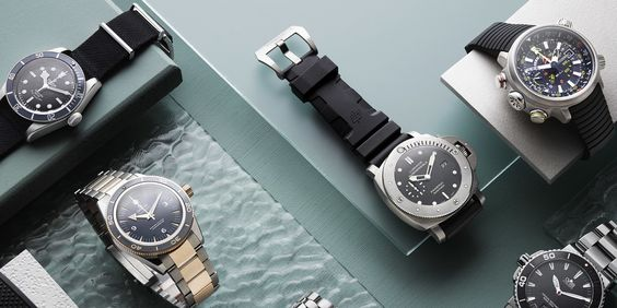 7 Of The Best Diving Watches