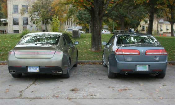 ford fusion vs taurus