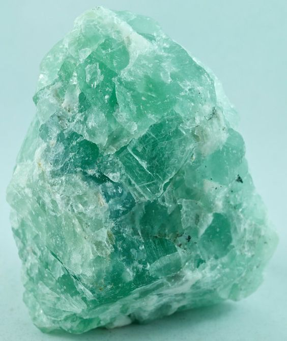 Image result for fluorite raw