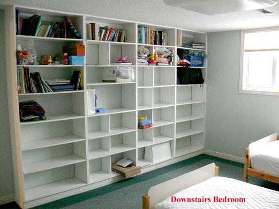 Repisas Dormitorio Casa Quiero Pinterest Shelves