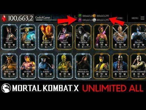 Mortal Kombat X Cheats For Android Phones Mortal Kombat X Mobile