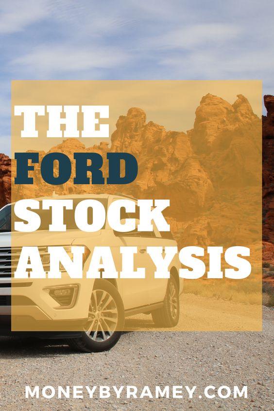 Ford Stock Analysis Stock Analysis Ford Stock Dividend Investing