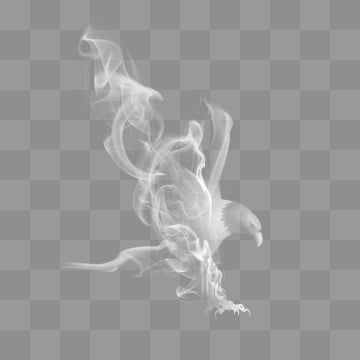 White Smoke Effect Effect Fantasy Effect Eagle Winged Eagle Fly Png Transparent Clipart Image And Psd File For Free Download Background Wallpaper For Photoshop Black Background Images Smoke Background