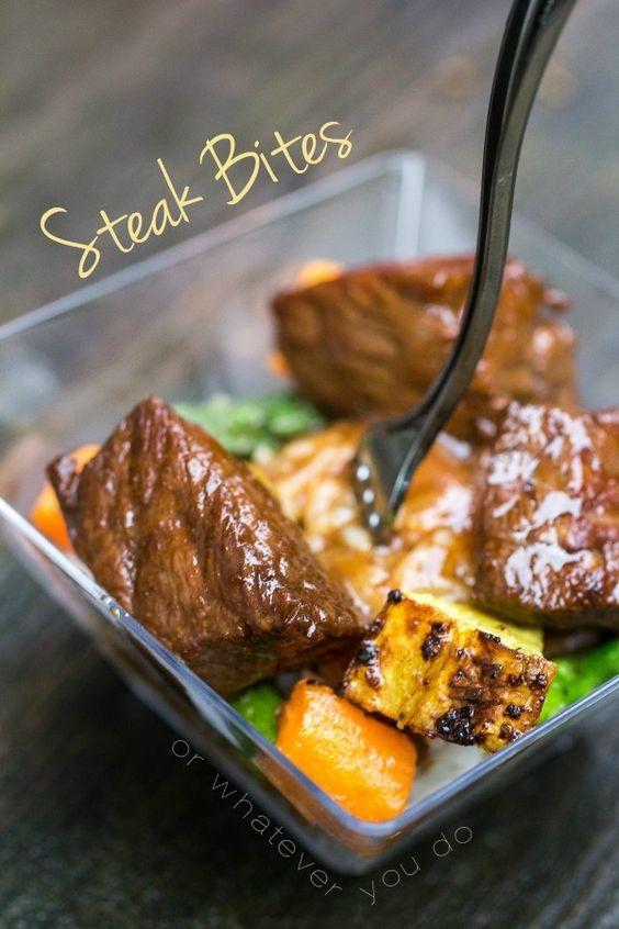 Steak Bites | Recipe | Steak Bites, Steaks and Easy Dinners