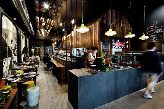 Architects EAT - Project - Pabu Bar