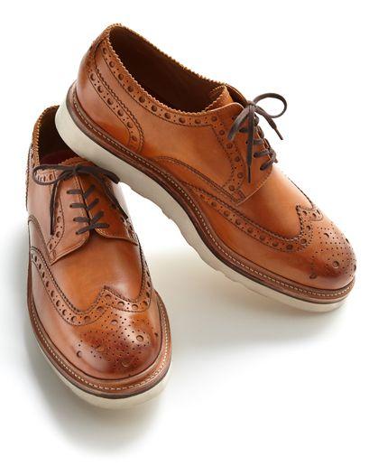 : Grenson Archie, Casual Shoes, Manliness Shoes, M Shoes, Classic Shoes, Archie Tan