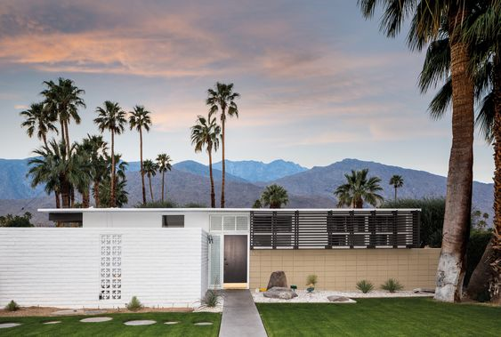 Midcentury Modern Architecture in Palm Springs, California Photos | Architectural Digest