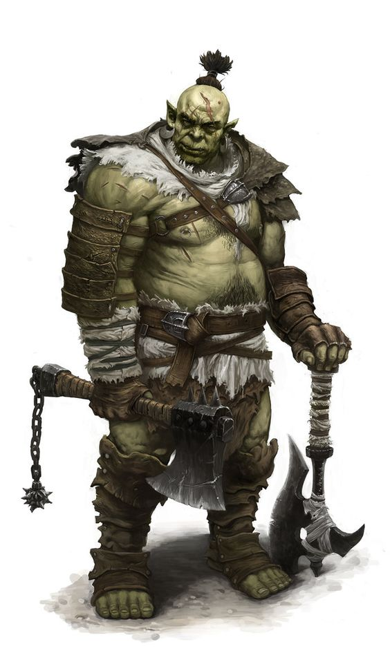 orc armour - Google Search