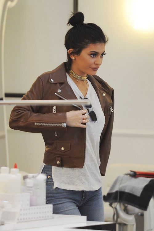 kylie jenner style casual 2015