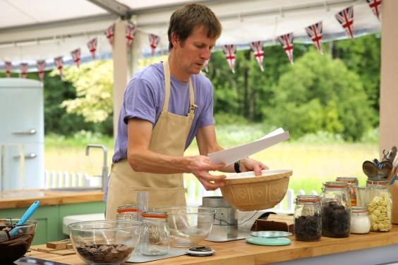Unlucky to the runner-up, Ian! #GBBO