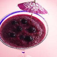 Blueberry-Lime Margarita