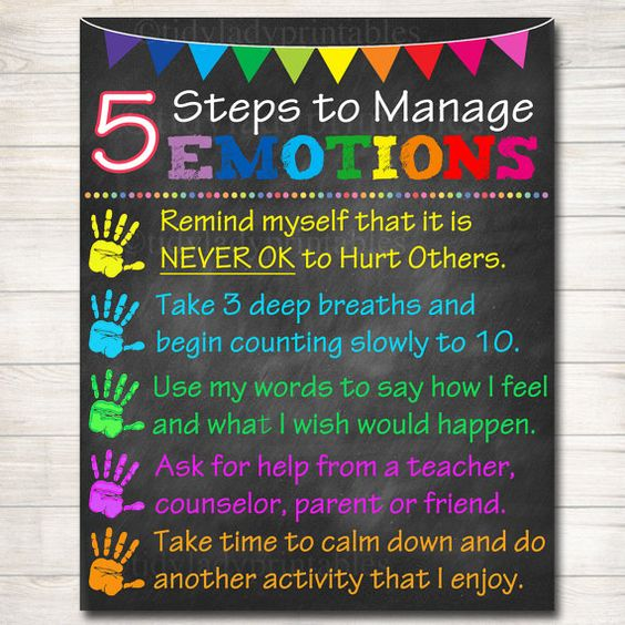 School Counselor Poster Behavior Therapy by TidyLadyPrintables