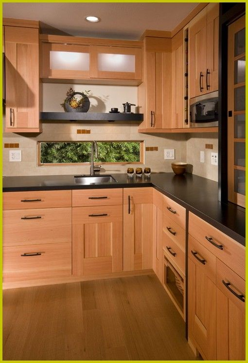 70 Reference Of Slab Door Style Kitchen Cabinets Kitchen Cabinet Styles Kitchen Furniture Design Kitchen Style