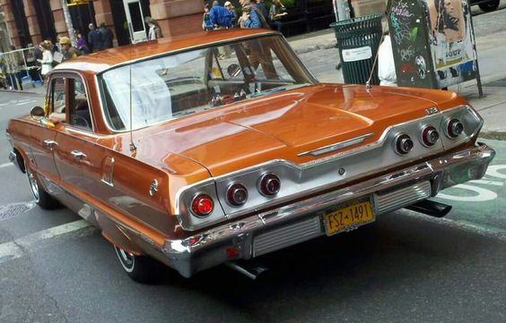 Chevy Impala lowrider