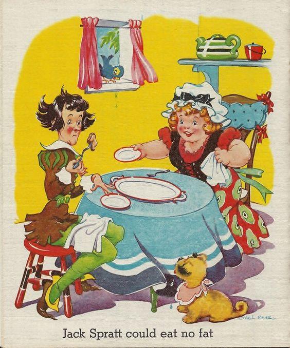Ethel Hays / Mother Goose:
