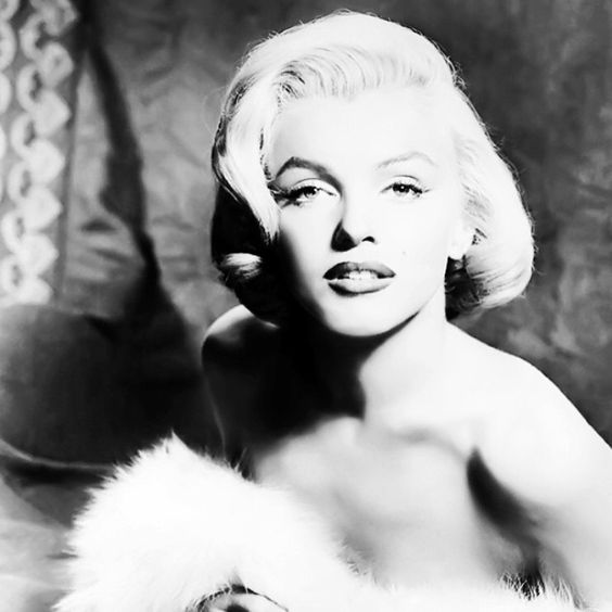 Stunning Marilyn photo. Her eyes are absolutely captivating and the whole thing is just simplicity