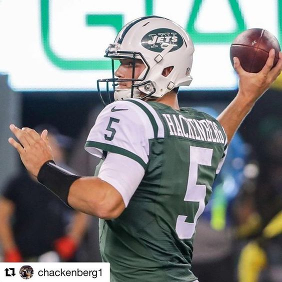 """#Repost from @chackenberg1: """"Yup, that was fun...thx for the support, can't wait to do it again! #jets #firsttimeforeverything #bucketlist"""""""