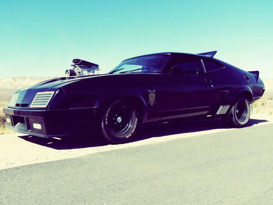 Mad Max's Interceptor