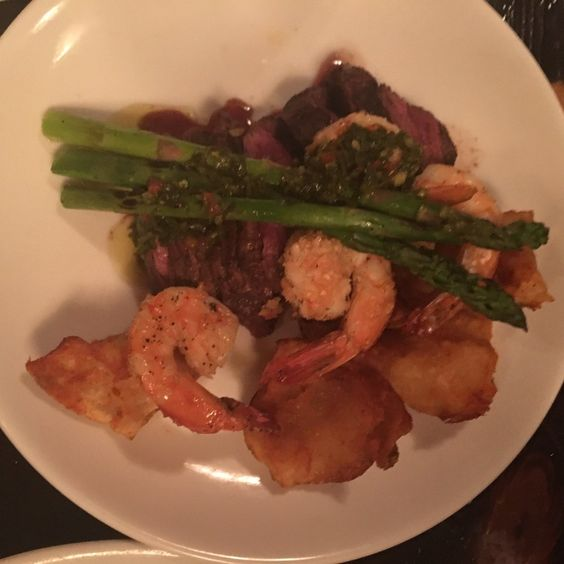 Garden City (KS) United States  City new picture : The Cuban Garden City, NY, United States. Steak with shrimp. Second ...