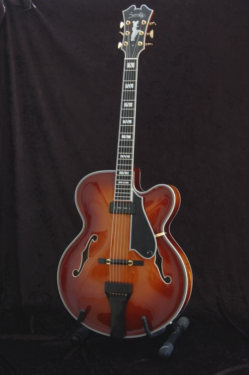 Jazz Gitarren News