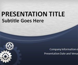 Business Process PowerPoint Template is a free professional ...