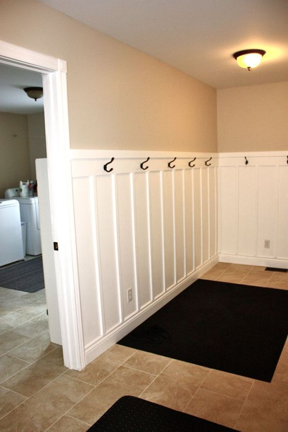 20 Modern Wainscoting Styles With Image Faux Wainscoting Diy Wainscoting Wainscoting Styles