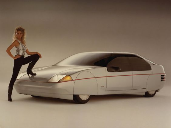 1982 Ford Probe IV Concept