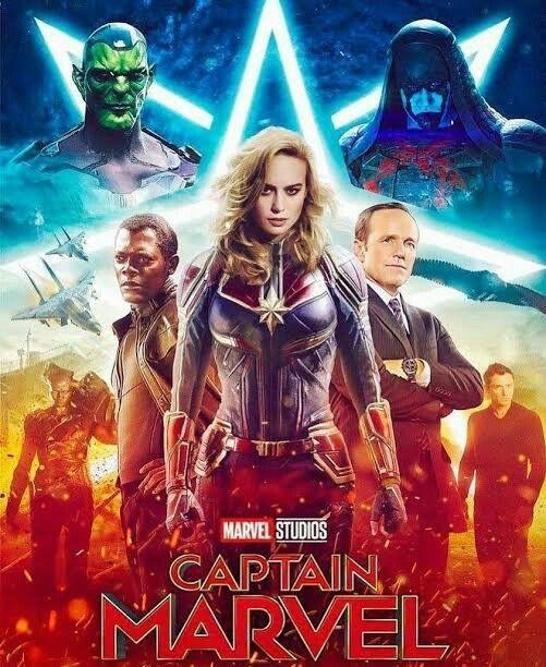 Captain Marvel 2019 Pelicula C O M P L E T A En Espanol Latino