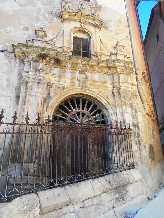 Pórtico de San Felipe Neri