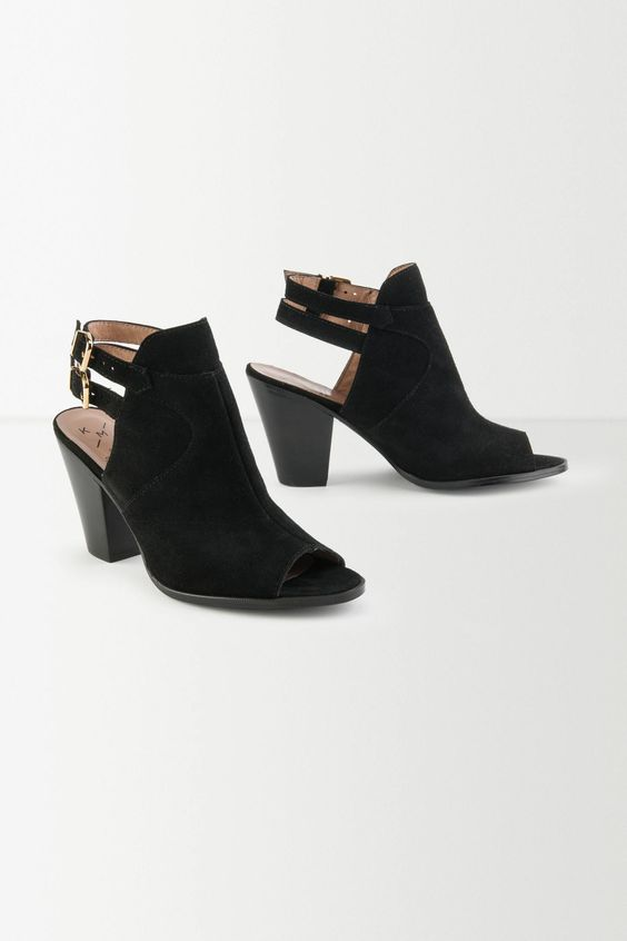 Banded Heels - anthropologie.eu