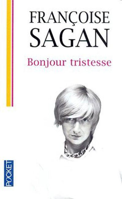 Sagan et bonjour tristesse Ses phrases brûle la vie et le temps, quand elle écrit une ligne, c'est une demi-page implicite qui se devoile devant nos yeux. Un sens de la formule, de la retenue superbe qui glisse sous nos doigts doucement le temps de révéler les interrogations que nous propose son histoire semi-familiale. Hymne à la jeunesse, la fraicheur, la simplicité