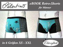 eBook  VALENTINO Schnittmuster Unterhose Männer