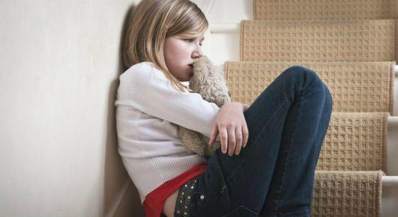 ansiedade na criança