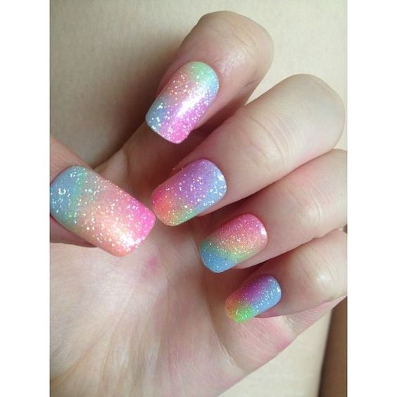 My Nails ❤ liked on Polyvore featuring beauty products, nail care, nail treatments, nails, nail polish and makeup