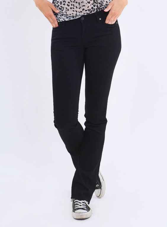 Pep! Boot Black Jeans - JEANS - UNDERDELAR - KATEGORIER - SHOPPA