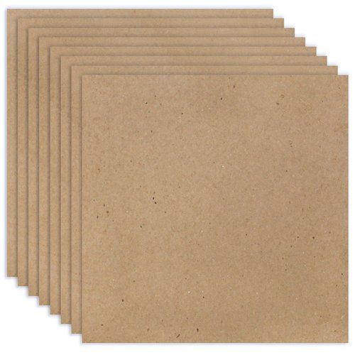 Standard 12x12 Chipboard Sheets 10 Pack In 2020 Custom Photo Frames Diy Journal Create And Craft