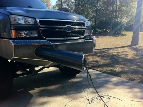 Gmc Duramax Custom Bumper : Pinterest the world s catalog of ideas