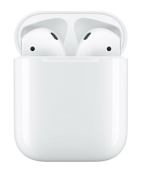 Refurbished Apple Airpods Generation 2 With Charging Case Mv7n2am A Wish Apple Airpods 2 Apple Products Wireless Earbuds